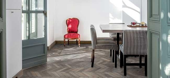 Parquet Gavá - Kährs Chevron Collection